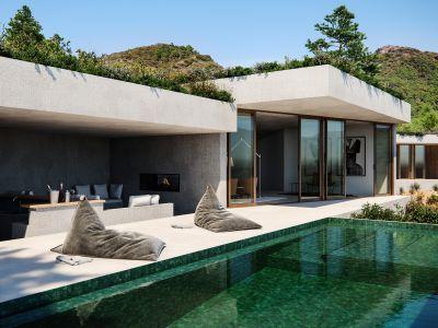 Precioso proyecto de villa con diseño sostenible, Benahavís