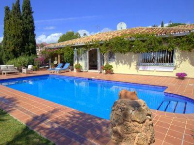Fantástica villa todo en un nivel con vistas espectaculares, El Paraíso