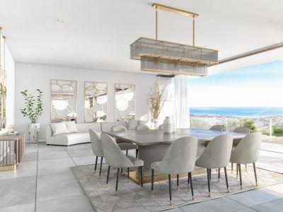 Incredible villa with stunning views in Real de La Quinta