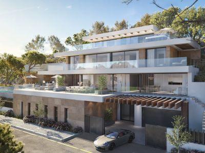Sophisticated villa with stunning views in Real de La Quinta