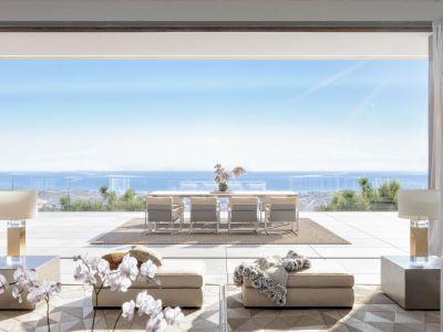 Exquisit luxuriöse Villa mit Aussicht im Real de La Quinta