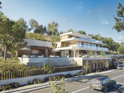 Impressive villa within an exclusive setting in Real de La Quinta