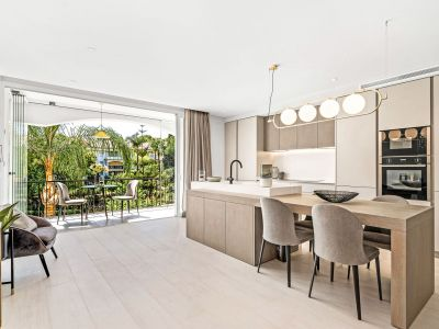 Appartement à vendre dans Nagüeles, Marbella Golden Mile