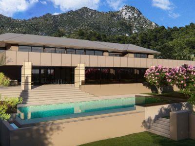 Villa à vendre dans Cascada de Camojan, Marbella Golden Mile