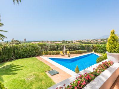 Designer villa with panoramic views