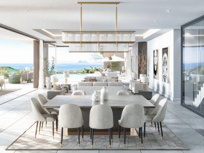 Exquisite luxury villas with panoramic views in Real de La Quinta