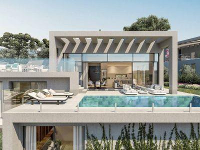 Exclusive villa resort with panoramic sea views