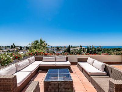 Duplex Penthaus auf der Goldenen Meile von Marbella