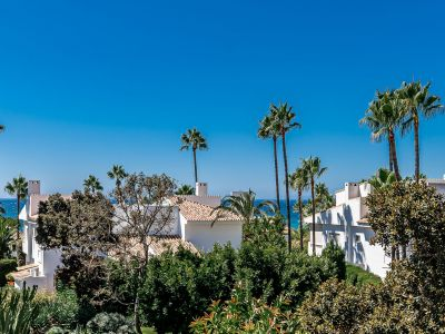 Gepflegte Wohnung mit Meerblick in Strandanlage