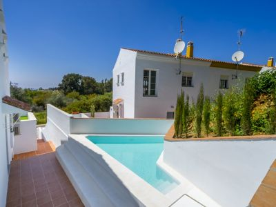 Interesting semidetached house in Cabopino