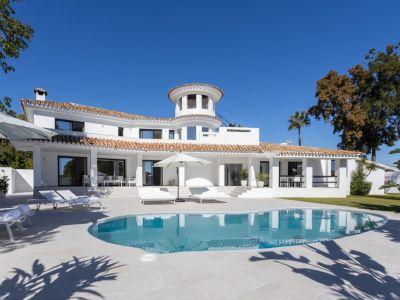 Fantastic Mediterranean villa in Guadalmina Alta