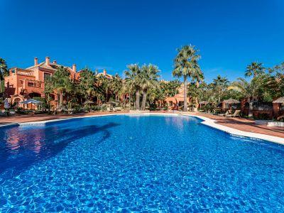 Apartment in exklusivem Ferienresort, fußläufig nach Puerto Banus