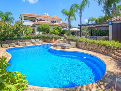 Exceptional Villa in the heart of Elviria