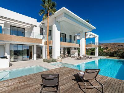 Villa contemporánea en Flamingos Golf