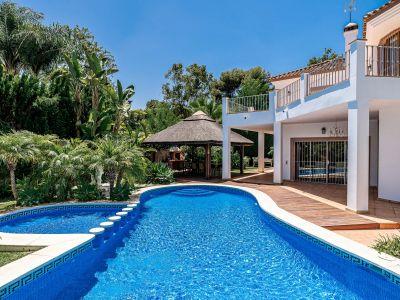 Beautiful villa in Guadalmina Baja