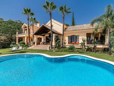 Villa à vendre dans La Zagaleta, Benahavis