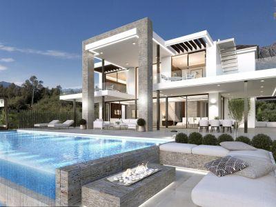 Villa moderne flambant neuve Altos de Puente Romano