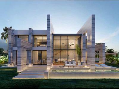 Spectacular Beachfront Modern Villa Project, San Pedro