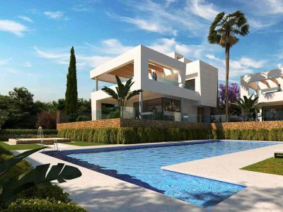 Villa moderna a 300m de la playa en San Pedro
