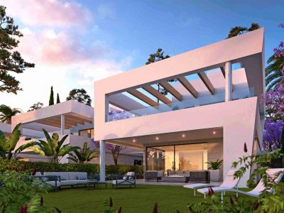 Modern villa located 300m from the beach in San Pedro
