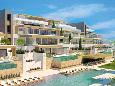 Apartamento con vistas panorámicas, urbanización cerrada, Paraiso Alto