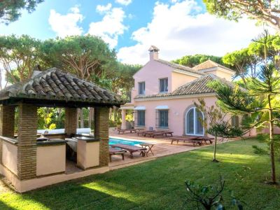 Great Family Villa in Hacienda Las Chapas
