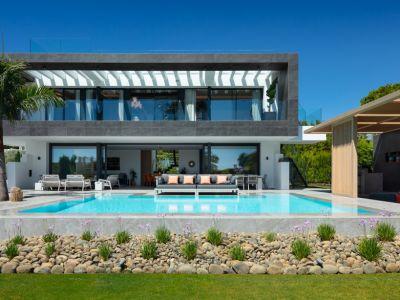 High-tech stylish Villa, Nueva Andalucia