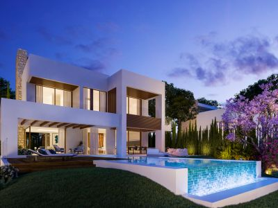 La Fuente – A bespoke private community of 15 luxury villas on the Golden Mile