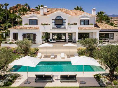 Impressive villa with panoramic sea views, La Cerquilla