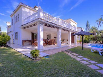 Family home in Guadalmina Alta