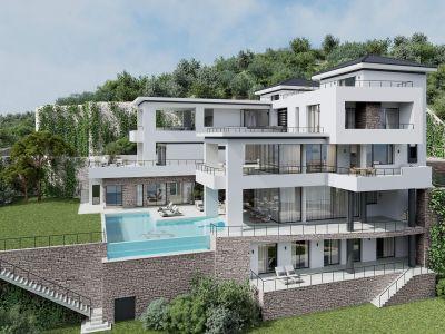 Unique avant-garde villa in BenahavÍs