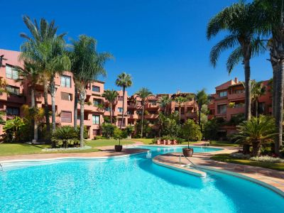 Designer Penthouse 60m from the beach in Alicate Playa Marbella
