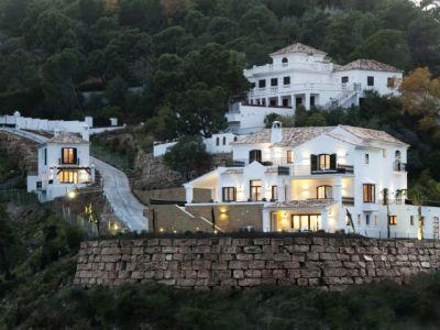Villa à vendre dans El Madroñal, Benahavis