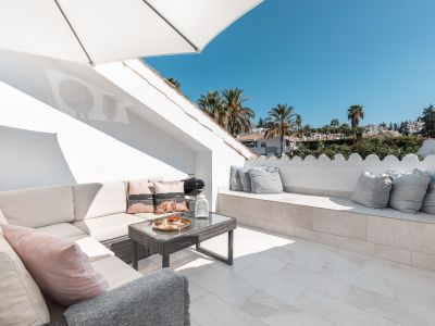 Sunny Apartment in Marbella´s Prime Location