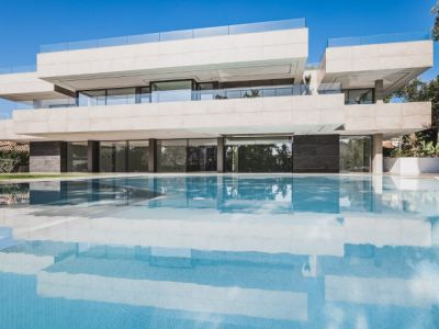 Spectacular designer villa, Guadalmina Baja