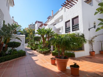 Apartment in perfect location, walking distance to Puerto Banús