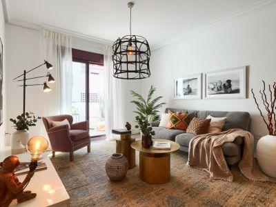 Apartment in perfekter Lage, fussläufig von Puerto Banús