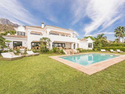 Modern Andalusian Style Villa in Sierra Blanca
