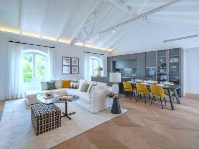Apartment im urbanen Stil im Zentrum von Marbella