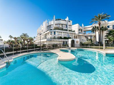Duplex apartment in the best area of Marbella