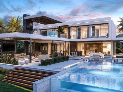 Excepcional villa contemporánea en Flamingos Golf