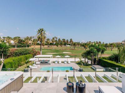 Schöne Villa direkt am Golfplatz Los Naranjos