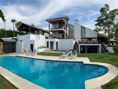 Fabulosa villa de lujo moderna, Nueva Andalucía