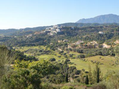 Frontlinie Grundstück mit offenem Blick, Marbella Club Golf Resort