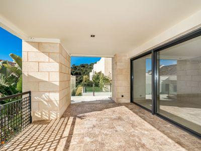 Apartment mit Meerblick in Los Monteros Hill Club Marbella