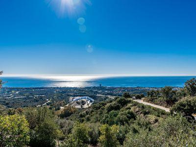 Geräumiges Apartment mit Panoramablick in Los Monteros Hill Club Marbella