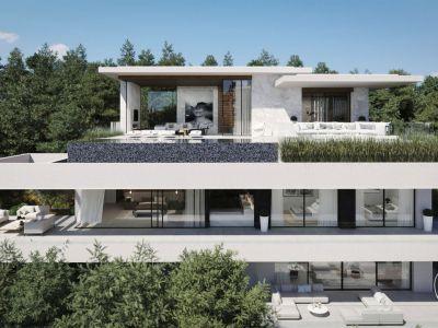 Avant-garde villa project in El Madroñal