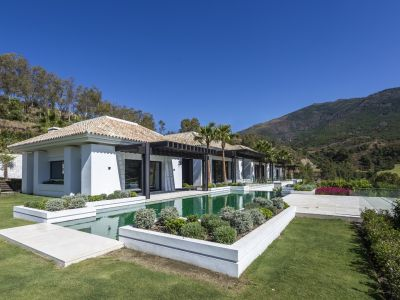 Stunningly elegant luxury villa in La Zagaleta