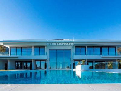 Ibiza style villa of ultimate luxury in La Zagaleta