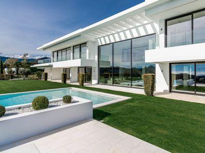 Topluxus Villa im Ibiza-Stil in La Zagaleta